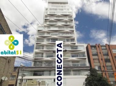 Apartamento venta chapinero JAM coneccta (1)